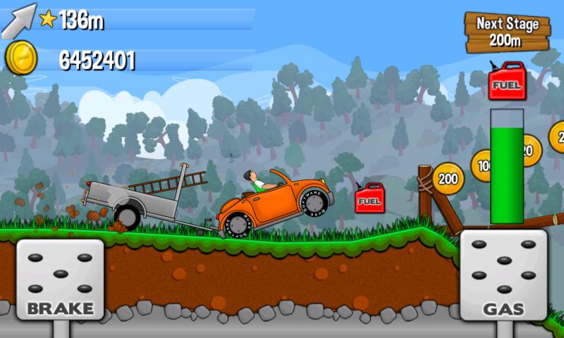 Скриншот Cargo Carry Racing