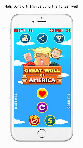Great Wall of America - Trump
