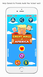 Great Wall of America - Trump- screenshot thumbnail