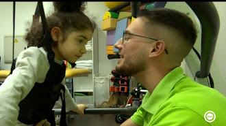 El Programa INTEGRAL de InterActúa incluye tratamientos específicos y aprendizajes en niños con parálisis cerebral.