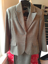 Photo: $25. H&M size 6 suit. Jacket fully lined.