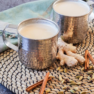 Chai ya Tangawizi (Kenyan Ginger Tea).