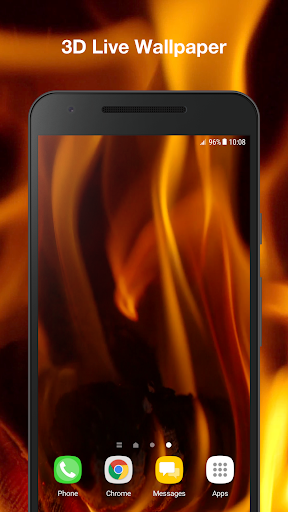 Download Fire 3d Live Wallpaper Free For Android Download Fire