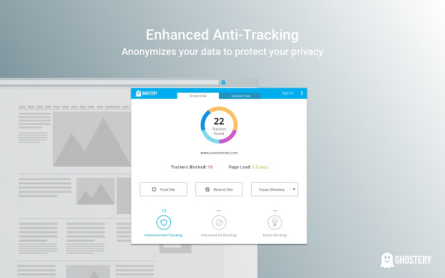 ghostery - best chrome extensions for digital marketers