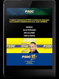 Assis 27190 Deputado Estadual screenshot 3