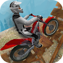Trial Bike Extreme 3D Free icon