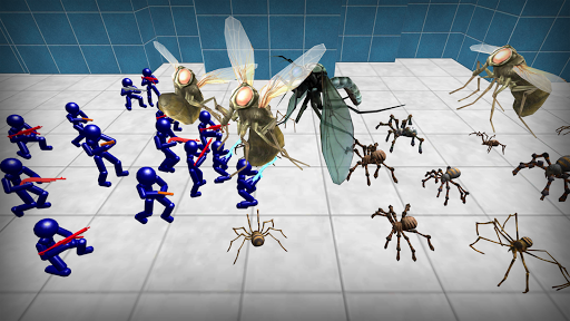 Stickman Spiders Battle Simulator 1.01 screenshots 13