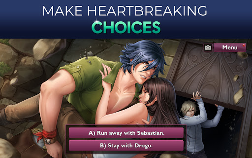 Is It Love? Sebastian - Adventure & Romance screenshots 11