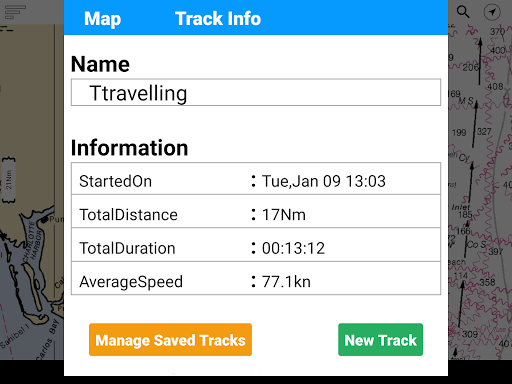 Lake of the Woods Offline GPS Charts screenshot 10