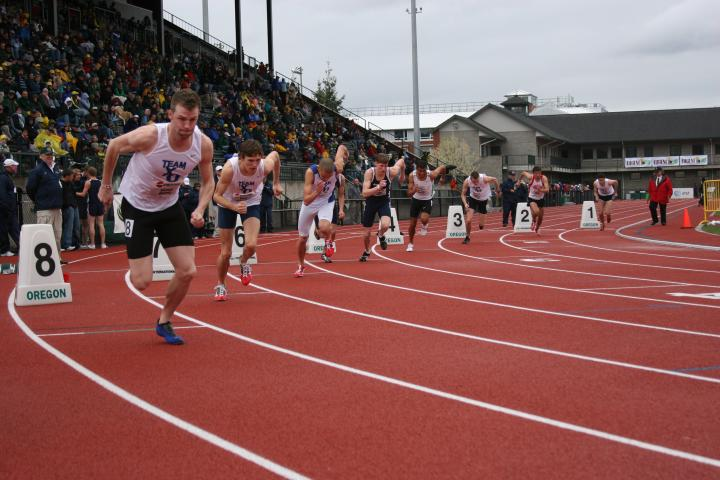 Rick Russell Photo - Men's Open 800