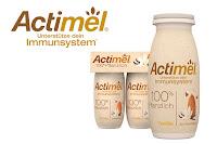 Angebot für Actimel 100% Pflanzlich, Joghurt Drink Vanille, 4x100g im Supermarkt - Danone
