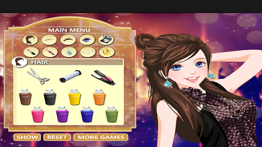 Party Dress up - Girls games