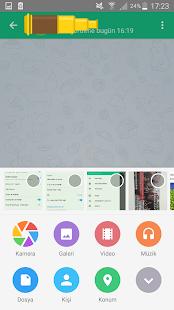 Turkapp Messenger - náhled