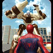 Super Heroes Ultimate Robot Battle