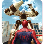 Super Heroes Ultimate Robot Battle Icon
