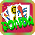 Ronda Online Card Game play with friends and world icon