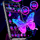 Neon Colorful Butterfly Launcher Theme  Download on Windows