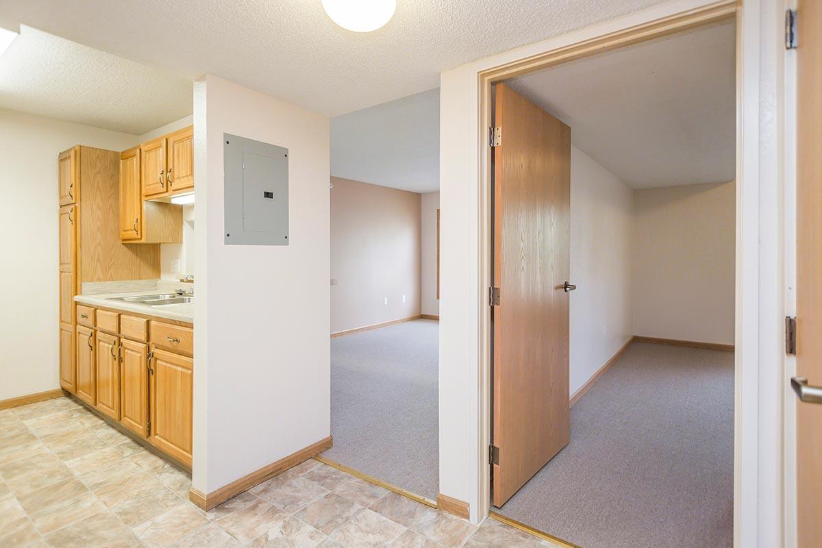 One bedroom floorplan 1 bed 1 bath palestine gardens - One bedroom apartments kansas city mo ...