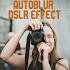 Auto blur background - Blur Portrait & DSLR Camera