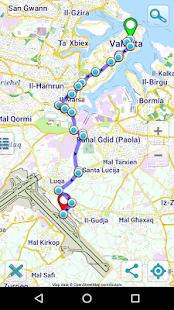 Map of Malta offline Apps on Google Play