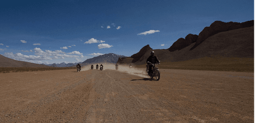 voyage moto INDE