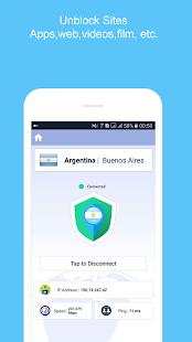 Argentina VPN Proxy - VPN Hotspot Speed - náhled