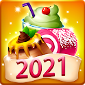 Food Burst: An Exciting Puzzle Game icon