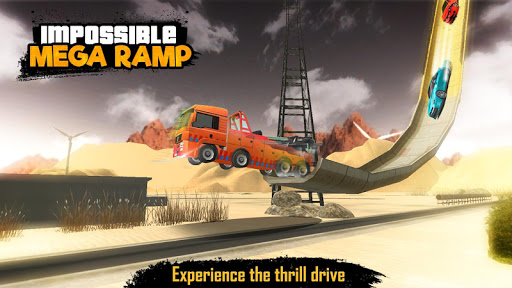 Impossible Mega Ramp 3D for PC