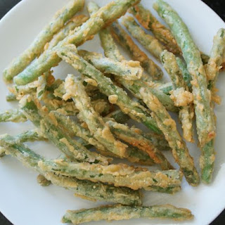 Turn Green Beans Into a Fun Snack
