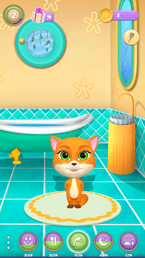 Lily - My Talking Virtual Pet apkdebit screenshots 5
