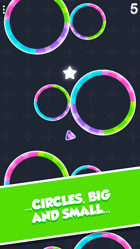 Color Shape - Switch Colors and Match Obstacles 20.17.50 screenshots 2