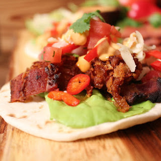 Fried Chicken Tacos Recipes