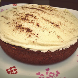 Throwback Thursday – Wholemeal Cinnamon Cake.