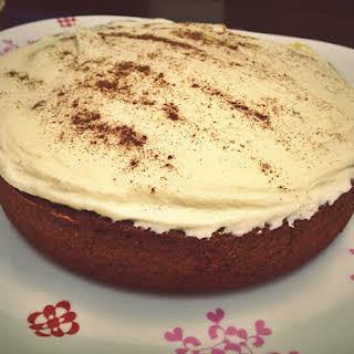 Throwback Thursday – Wholemeal Cinnamon Cake.