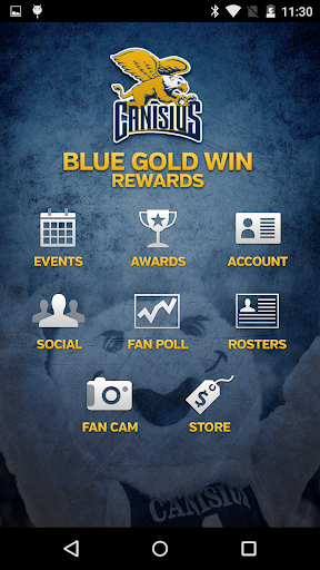 BlueGoldWin Rewards