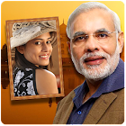 Narendra Modi Photo Frame icon