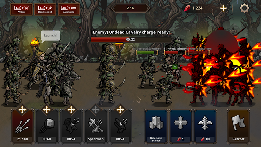 King's Blood: The Defense apkdebit screenshots 11