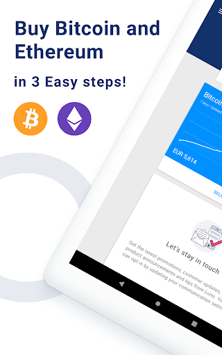Luno: Buy Bitcoin, Ethereum & Cryptocurrency Now 5.3.0 screenshots 13