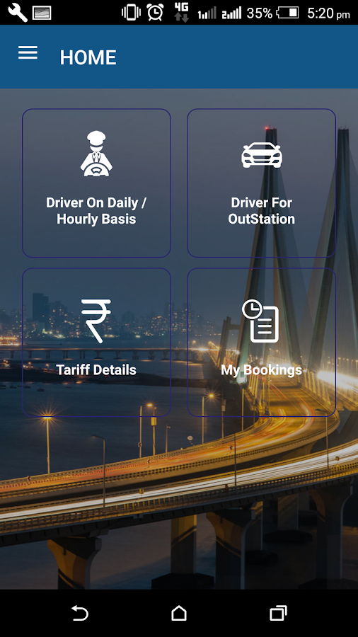 Driver Suvidha- screenshot