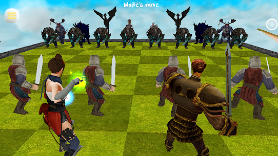 Chess 3D Free : Real Battle Chess 3D Online App Download For Android and iPhone 2
