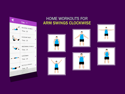 Home Workouts : GYM Body building 8