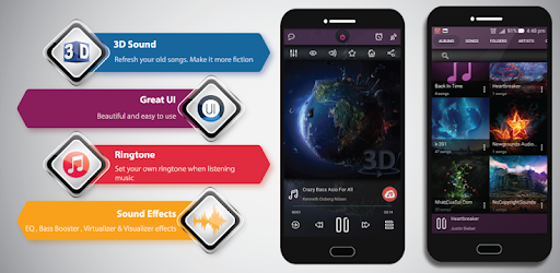 Storm Mp3 Player 3D 4 Android - Apps on Google Play