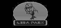 Logotyp parku Łeba Park