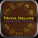 Trivia Deluxe - Knowledge Trainer - Study & Quiz. icon