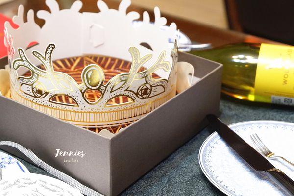 祝福與愛的季節|珠寶盒法式點心坊 安和店 充滿幸福的飛揚