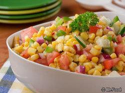 Farm-fresh Corn Salad Recipe