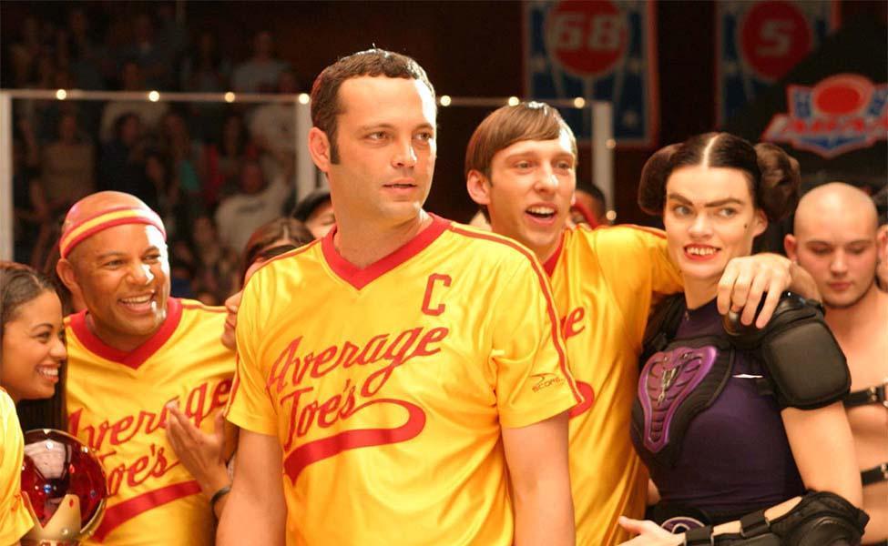 Dodgeball A True Underdog Story: Average Joe's – T-Shirts On Screen