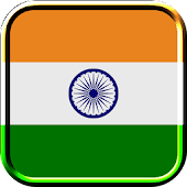 India Flag Live Wallpaper