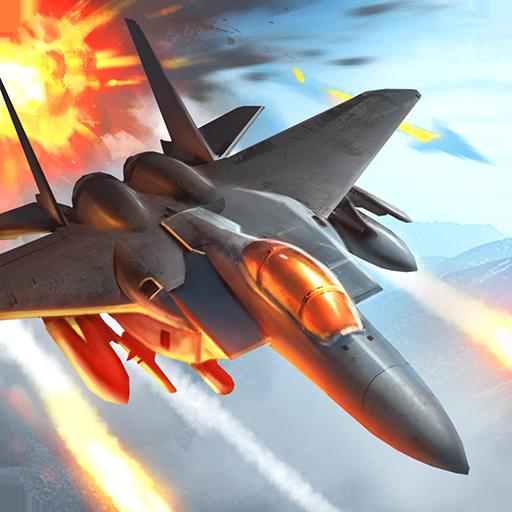 戦闘機バトル - (Battle of Warplanes) 動作 LOGO-玩APPs