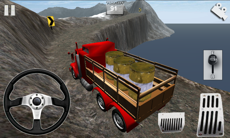 Truck-Speed-Driving-3D 15